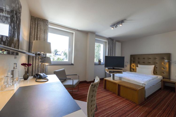 Zimmer Kategorie Doppelzimmer Business Business-Zimmer Hotel An der Gruga Essen