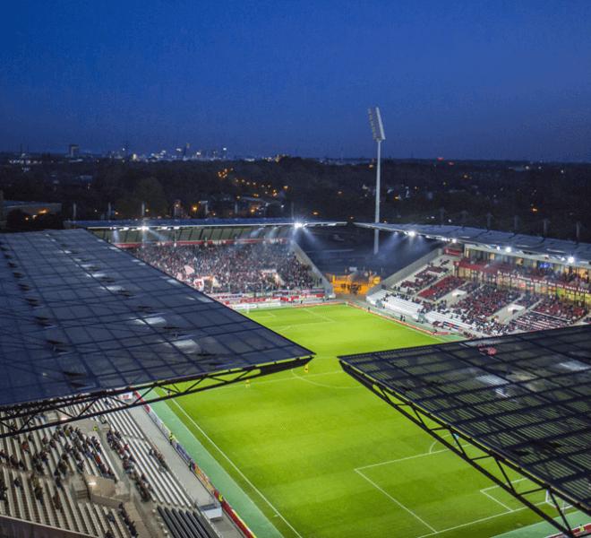 Stadion Rot Weiß Essen Ruhrgebiet Essen Umgebung Hotel An der Gruga