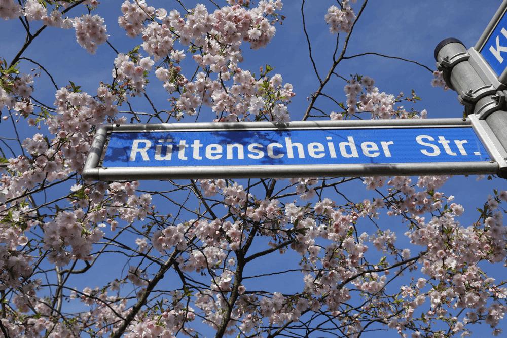 Stadtteil Rüttenscheid Ruhrgebiet Essen Umgebung Hotel An der Gruga
