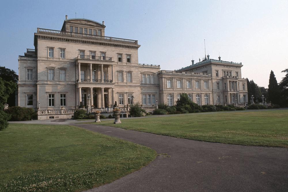 Villa Hügel Umgebung Ruhrgebiet Essen Hotel An der Gruga Essen