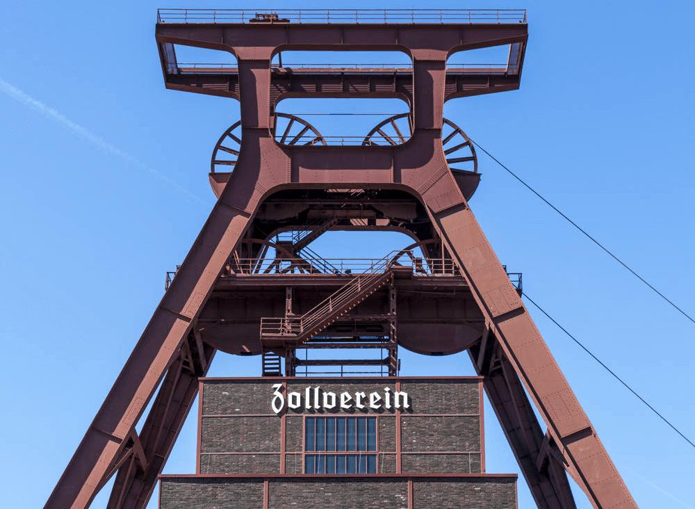 Zeche Zollverein Weltkulturerbe Umgebung Ruhrgebiet Essen Hotel An der Gruga Essen