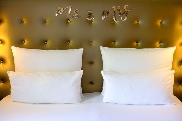 Zimmer Detail Hochzeit Hotel An der Gruga Essen Messehotel Klinikhotel
